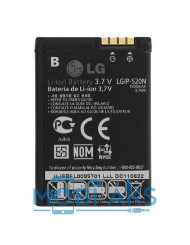 Аккумулятор LGIP-520N для LG GD900 CRYSTAL