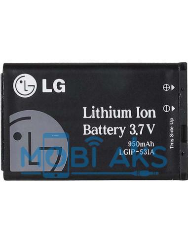 Аккумулятор LGIP-531A для LG T370