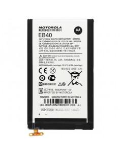 Аккумулятор EB40 для Motorola XT912 Droid Razr