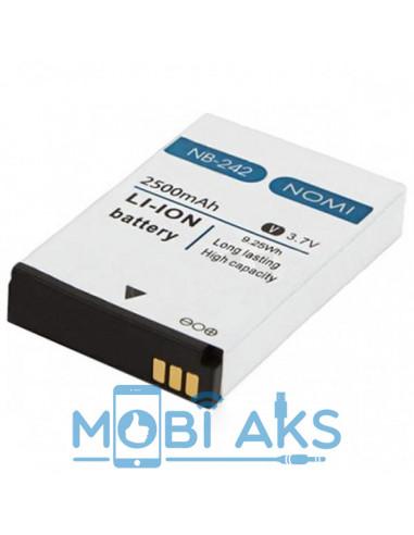 Аккумулятор NB-242 для Nomi i242