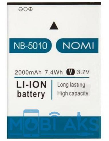 Аккумулятор NB-5010 для Nomi i5010