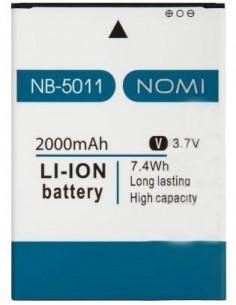 Аккумулятор NB-5011 для Nomi i5011
