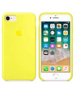 Чехол Silicone case для iPhone 6/6S Flash