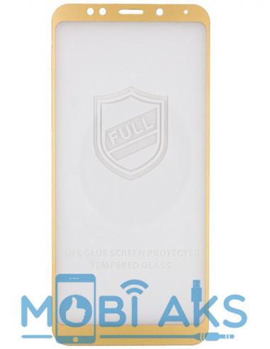 Защитное стекло iPaky Full Glue Xiaomi Redmi 5+ (черное, белое, золото)