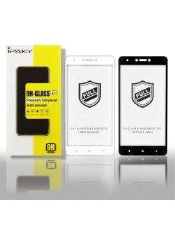 Защитное стекло iPaky Full Glue Huawei P8 Lite 2017
