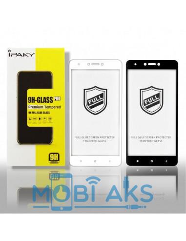 Защитное стекло 3D iPaky Full Glue Samsung A205 (A20) полная клеевая основа