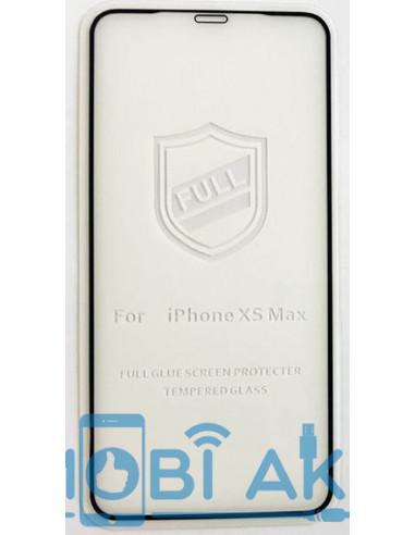 Защитное стекло 3D iPaky Full Glue Iphone XS Max (Полная клеевая основа)