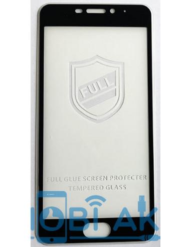Защитное стекло 3D iPaky Full Glue Meizu M6 (черное, белое, на весь экран)