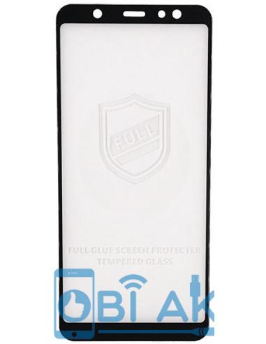 Защитное стекло 3D iPaky Full Glue Samsung A6+ (A605)