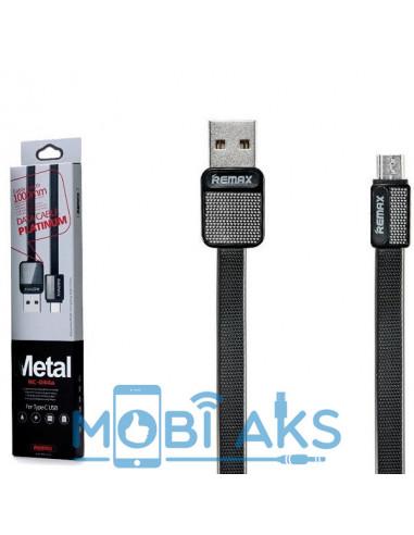 Кабель Remax RC-044m Platinum Micro USB 1м (2A)