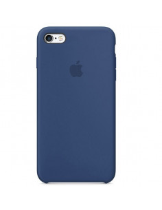Чехол Silicone case для iPhone 6/6S Alaskan Blue