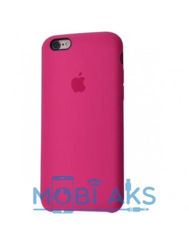 Чехол Silicone case для iPhone 6 / 6S Dragon Fruit