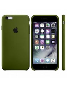 Чехол Silicone case для iPhone 6/6S Virid