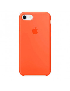 Чехол Silicone case для iPhone 6/6S Orange