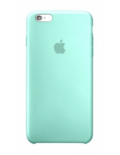 Чехол Silicone case для iPhone 6/6S Mint