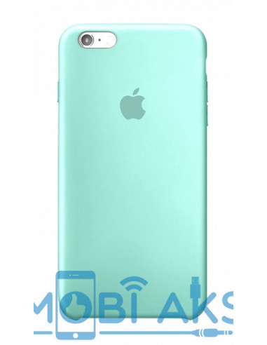 Чехол Silicone case для iPhone 6 / 6S Mint