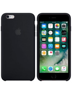 Чехол Silicone case для iPhone 6S Azure