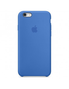 Чехол Silicone case для iPhone 6/6S Blue
