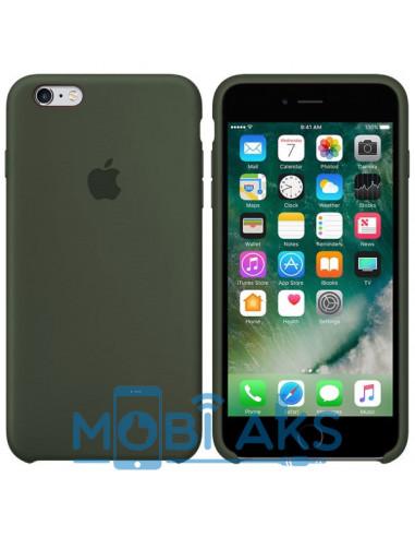 Чехол Silicone case для iPhone 6 / 6S Camelia