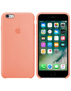 Чехол Silicone case для iPhone 6/6S Flamingo