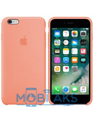 Чехол Silicone case для iPhone 6 / 6S Flamingo