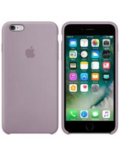 Чехол Silicone case для iPhone 6/6S Lavander