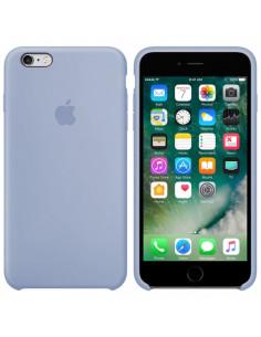 Чехол Silicone case для iPhone 6 / 6S Light blue
