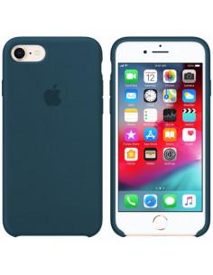 Чехол Silicone case для iPhone 6 / 6S Mist blue