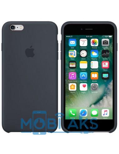 Чехол Silicone case для iPhone 6 / 6S Pebble