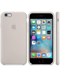 Чехол Silicone case для iPhone 6/6S Stone