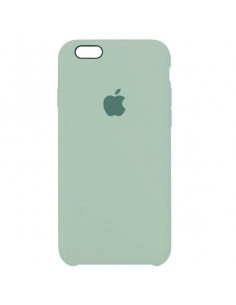 Чехол Silicone case iPhone 6/6S Mint Gam