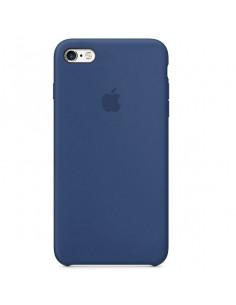 Чехол Silicone case для iPhone 5|5S|SE Alaskan Blue