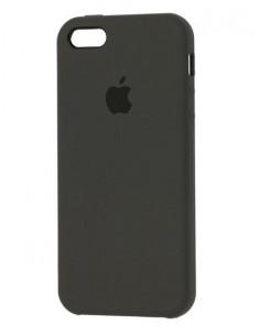 Чехол Apple Silicone case для iPhone 5 / 5S / SE Dark Olive