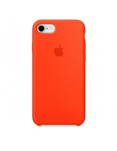 Чехол Silicone case для iPhone 5|5S|SE Orange