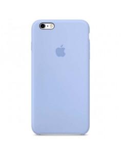 Чехол Silicone case для iPhone 5|5S|SE Lilac Cream