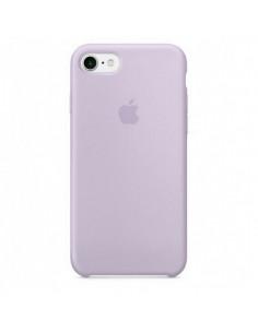 Чехол Silicone case для iPhone 5|5S|SE Lavander