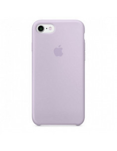 Чехол Silicone case для iPhone 5 / 5S / SE Lavander