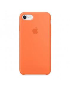 Чехол Silicone case для iPhone 5 / 5S / SE Apricot