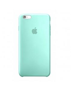 Чехол Apple Silicone case iPhone 6S Plus Mint