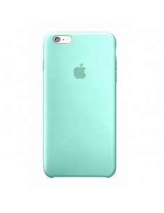 Чехол Apple Silicone case iPhone 6S Plus Mint