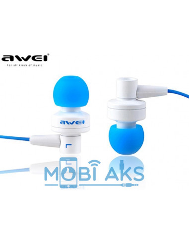 Наушники Awei ES-700М (с гарнитурой)