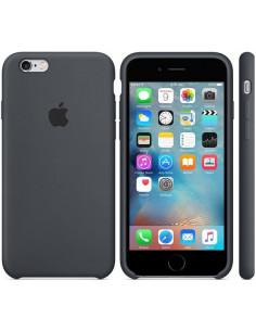 Чехол Silicone case для iPhone 6S Plus Cocoa