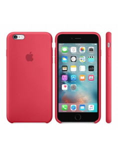 Чехол Silicone case для iPhone 6S Plus Camelia