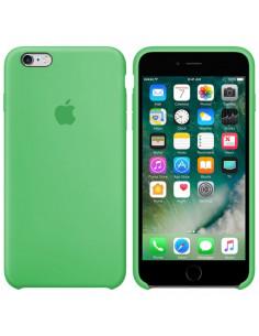 Чехол Silicone case (силикон кейс) iPhone 6S Plus Spearmint