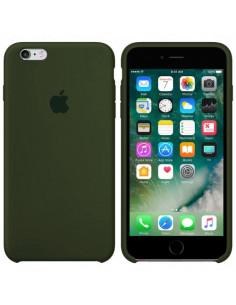 Чехол Silicone case (силикон кейс) iPhone 6S Plus Virid