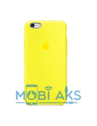 Чехол Silicone case (силикон кейс) iPhone 6S Plus Flash