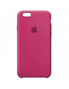 Чехол Silicone case (силикон кейс) для iPhone 6S Plus Dragon Fruit