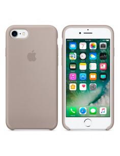 Чехол Silicone case для iPhone 5|5S|SE Pebble