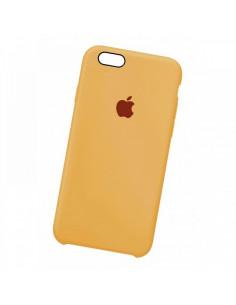 Чехол Silicone case для iPhone 5|5S|SE Gold