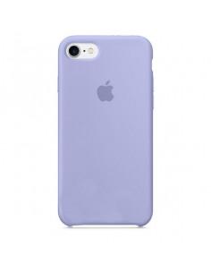 Чехол Silicone case для iPhone 5 / 5S / SE Lilac